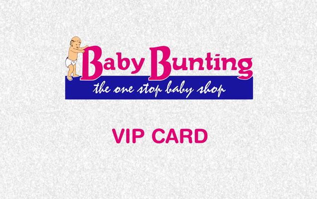 Baby Bunting VIP