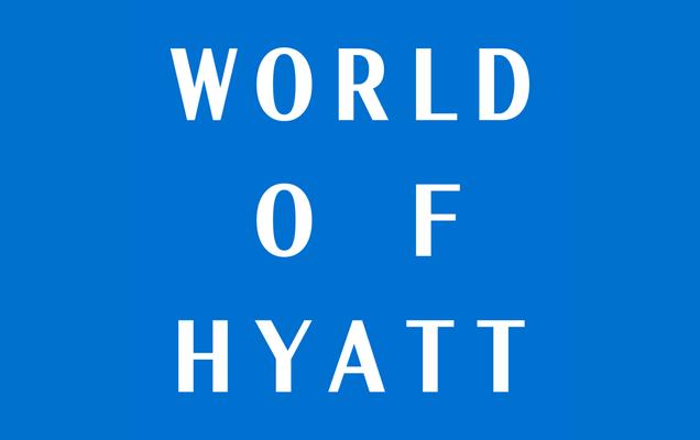 Hyatt - World of Hyatt