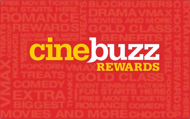 Cinebuzz Rewards