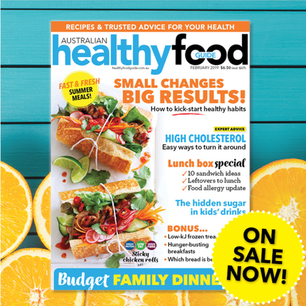 Members Receive A 37 Discount On The Healthy Food Guide